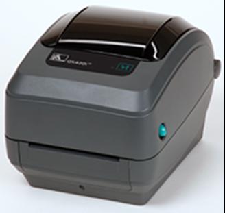 Picture of Zebra GK420D Thermal label printer